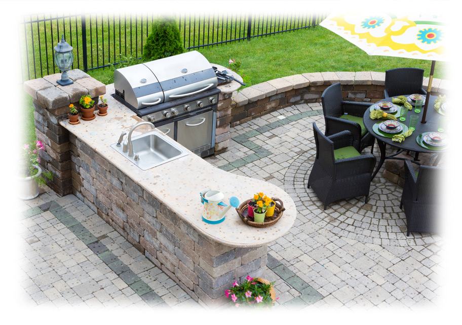 Garden paving and landscaping compare prices and save on costs